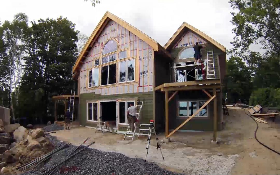 Time Lapse Video – Cedarland Homes [sneak peek]
