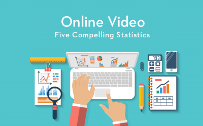 5 Compelling Online Video Statistics
