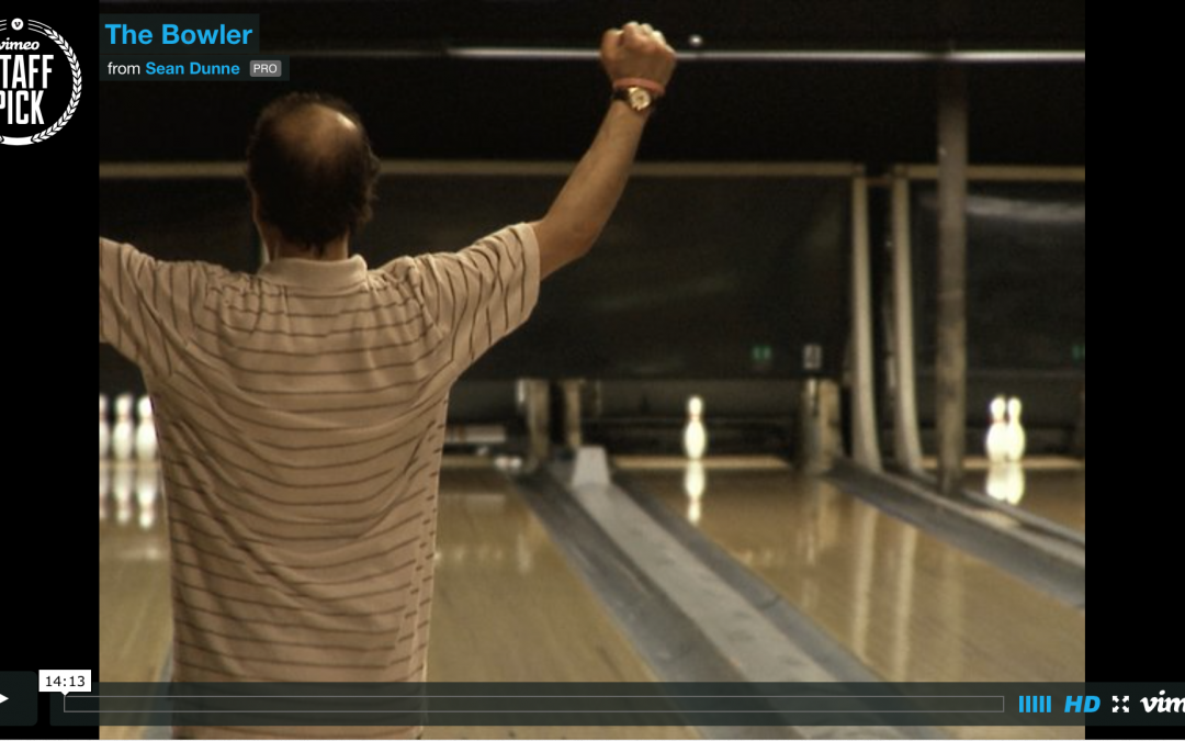 The Bowler [review] A side step from the usual promotional video…