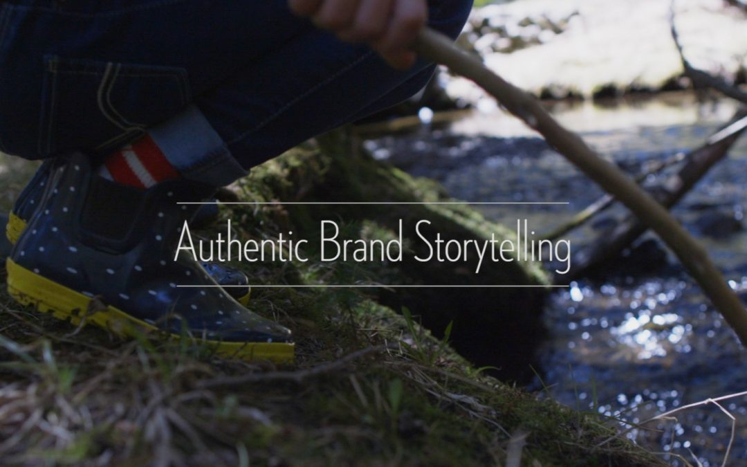 Authentic Brand Storytelling